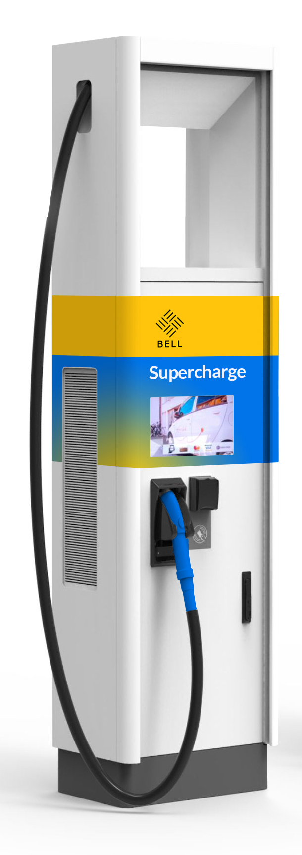 Bell Hub Supercharge